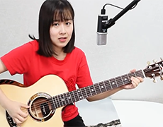 Shape of You - Nancy 吉他视频